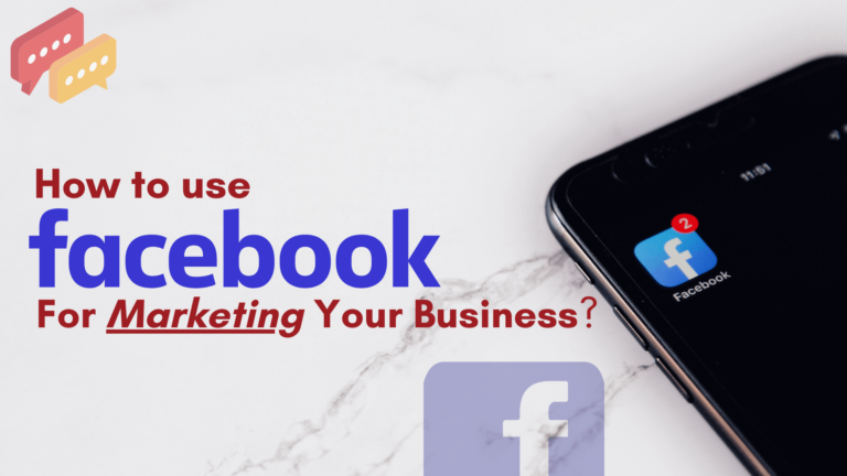 Facebook to Promote your Business