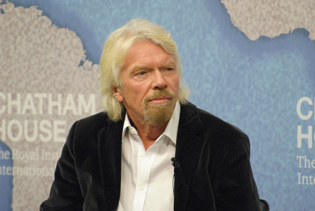 Top 20 Most Popular Richard Branson Quotes