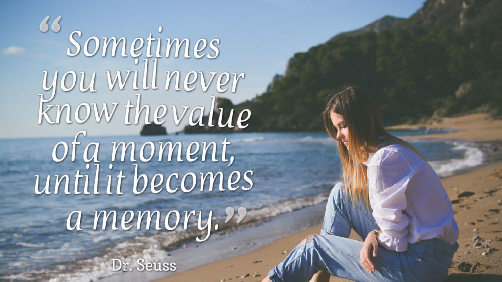 sometimes you will never